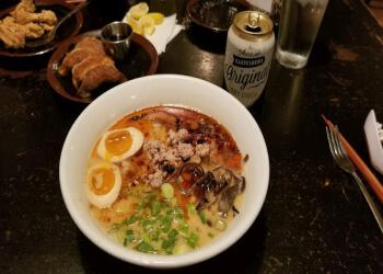 Austin japanese restaurant Michi Ramen
