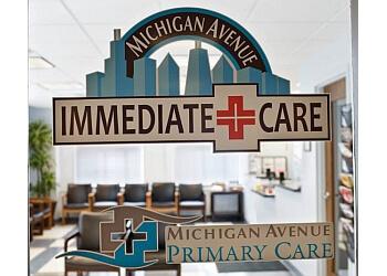 Chicago urgent care clinic Michigan Avenue Immediate Care
