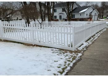 Sterling Heights fencing contractor Michigan Fence Solutions