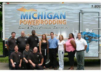 Ann Arbor plumber Michigan Power Rodding