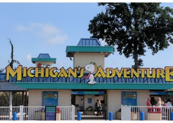 Grand Rapids amusement park Michigan's Adventure