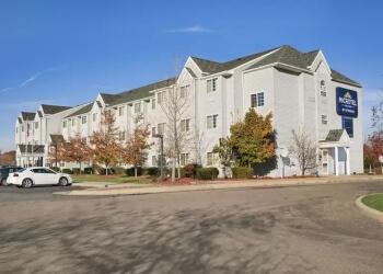 Ann Arbor hotel Microtel Inn & Suites by Wyndham