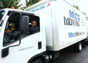 Washington moving company Mic's Moving