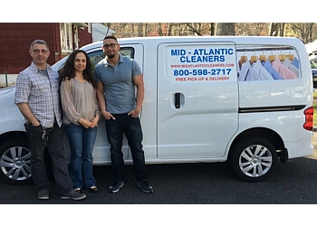 Elizabeth dry cleaner Mid Atlantic Cleaners