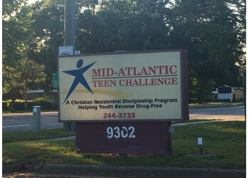 Newport News addiction treatment center Mid-Atlantic Teen Challenge