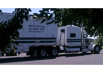 Stockton moving company Mid Cal Moving