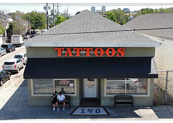 New Orleans tattoo shop Mid City Voodoux Tattoo