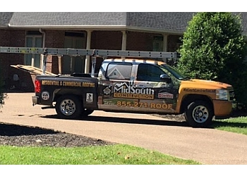 Nashville roofing contractor MidSouth Construction LLC
