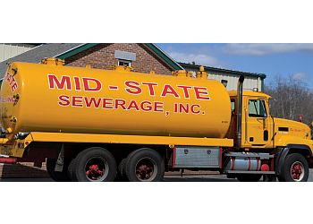 Worcester septic tank service Mid State Sewerage, Inc.