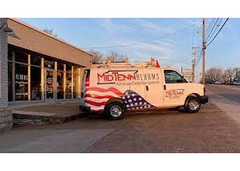 Clarksville security system Mid-Tenn Alarms