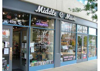 Washington music school Middle C Music