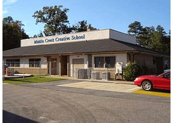 Fayetteville preschool Middle Creek Creative School