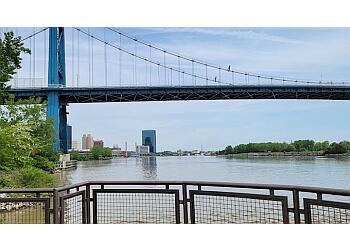 Toledo public park Middlegrounds Metro Park