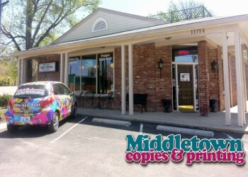 Louisville printing service Middletown Copies & Printing