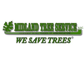 Midland tree service Midland Tree Service LLC