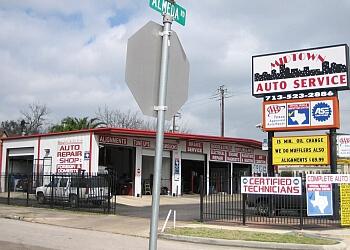 Houston car repair shop Midtown Auto Service & Repair