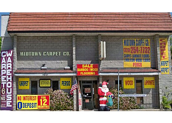 Los Angeles flooring store Midtown Carpet Company