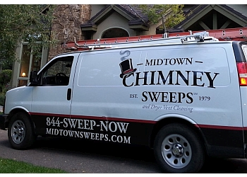 Omaha chimney sweep Midtown Chimney Sweeps