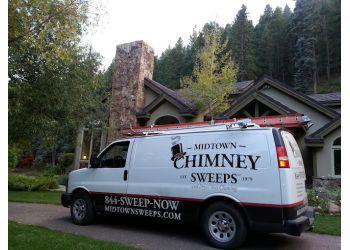 Tacoma chimney sweep Midtown Chimney Sweeps