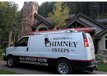 Denver chimney sweep Midtown Chimney Sweeps of Denver