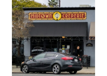 Stockton cafe Midtown Creperie & Café