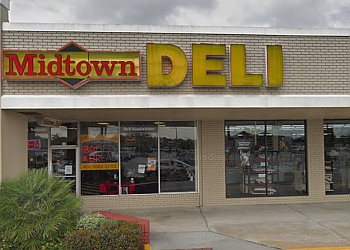 Savannah bagel shop Midtown Deli & Bagel Shop