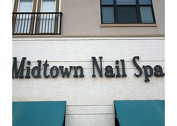 Raleigh nail salon Midtown Nail Spa