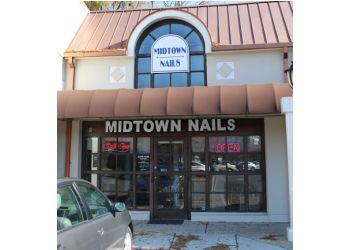 Charlotte nail salon Midtown Nails