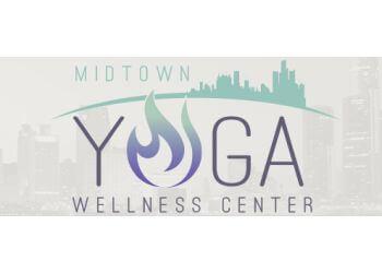 Detroit yoga studio Midtown Yoga Wellness Center