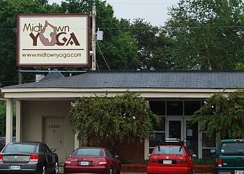 Memphis yoga studio Midtown yoga
