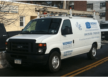 Yonkers electrician Midway Electric