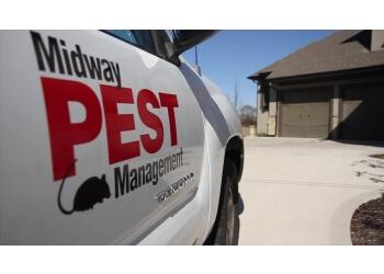Overland Park pest control company Midway Pest Management, LLC