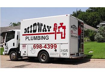 Abilene plumber Midway Plumbing