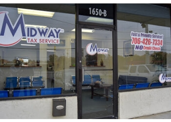 Augusta tax service Midway Tax Service