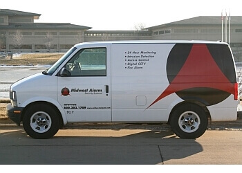 Sioux Falls security system Midwest Alarm Security Systems