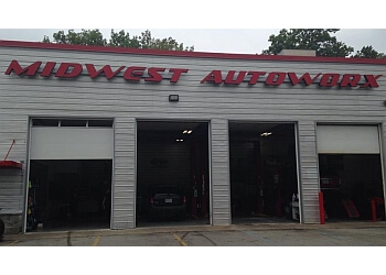 Columbia car repair shop Midwest Autoworx
