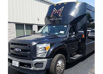 Aurora limo service Midwest Coach Limousine, Inc.