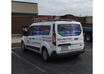 Dayton security system Midwest Security Services