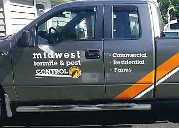 Dayton pest control company Midwest Termite & Pest Control