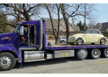 Kansas City towing company MIDWEST TRANSPORT SPECIALIST