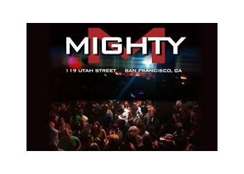 San Francisco night club Mighty Nightclub