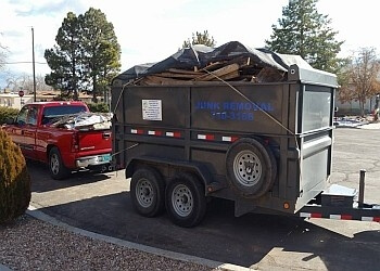 Albuquerque junk removal Mighty Men Junk Removal