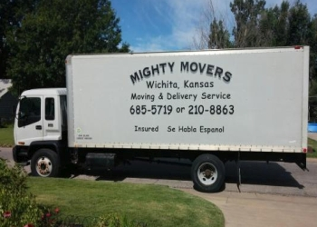 Wichita moving company Mighty Movers