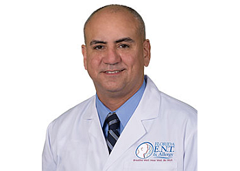 Tampa ent doctor Miguel A. Rivera, MD