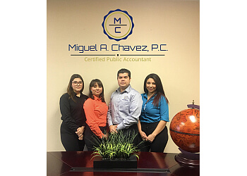 Laredo accounting firm Miguel Chavez CPA