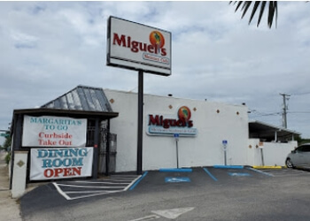 Tampa mexican restaurant Miguel's Mexican Seafood & Grill