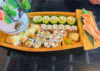 Arvada sushi Mika Sushi