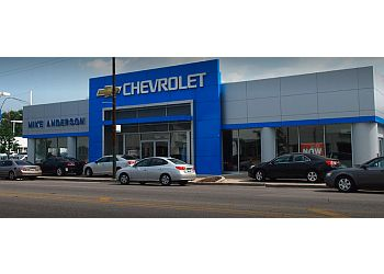 Chicago car dealership Mike Anderson Chevrolet of Chicago