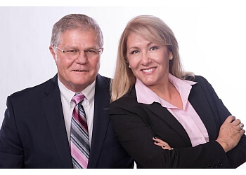 Lubbock real estate agent Mike and Rosa McGuire