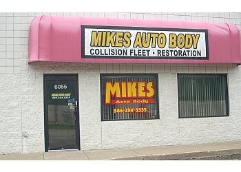 Sterling Heights auto body shop Mikes Auto Body